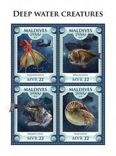 Maldives  2018 Deep water creatures  S201806