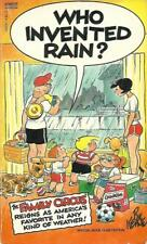 THE FAMILY CIRCUS - Who Invented Rain by Bil Keane  (Paperback, 1986)
