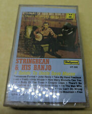 Stringbean and His Banjo - A Salute To Uncle Dave Macon - Cassette - SEALED