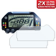 2 x YAMAHA MT-10 / FZ-10 Instrument / Dashboard / Speedo Screen Protector UC