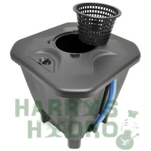 OXYPOT, DEEP WATER CULTURE DWC, HYDROPONICS 1, 2, & 4 Pot. Complete Kit