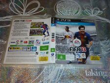 FIFA 13 (SONY PS3 GAME, G)