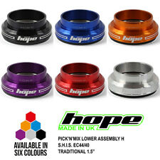 """Hope Pick'n'Mix Lower Assembly H Headset S.H.I.S. EC44/40 Traditional 1.5"""" - New"""