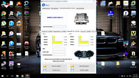 Ford All In One v3.2 software for ECU, DASH, IMMO REPAIR
