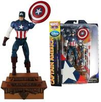 "Marvel Select Captain America Disney Store Exclusive 7"" Action Figure 18"