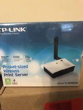 NEW TP-Link TL-WPS510U 150Mbps Pocket-Sized WiFi Wireless Print Server USB 2.0