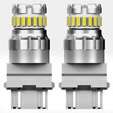 2X 3156 3057 LED Back-up Reverse Light 3157 Bulb Lamp For Chevy 6000K F2-Plus