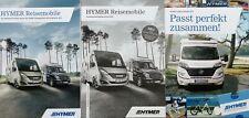 1805) Hymer Reise Mobile Wohnmobile 2017 Katalog + Preisliste + Zubehör Prospekt