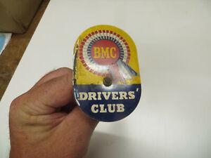 LAMBRETTA VESPA BMC DRIVERS CLUB BADGE  AS SEEN IN MODE BOOK ULMA VIGANO