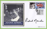 G.B.2004, Gold Medallist, Richard Meade signed cover, 3 Day Event