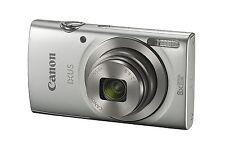 "Canon IXUS 175 20.0MP 8 x Optical Zoom 2.7"" LCD HD Compact Digital Camera Silver"
