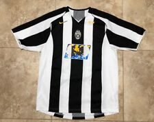 Rare 2004-2006 Juventus Home Jersey By Nike #16 Mens Size Large Sky Sport