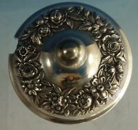 Repousse by Kirk Sterling Silver Jelly Jar Lid #20F (#2144)