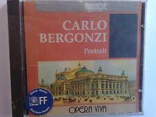 CARLO BERGONZI - PORTRAIT(DONIZETTI, MASSENET, BELLINI, VERDI)- CD NUOVO(SEALED)