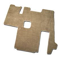 Peterbilt 379 388 389 Plush Custom Carpet Floor Mats - One Piece Front Mat