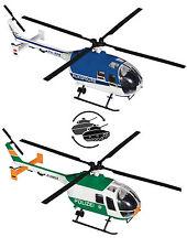 "Roco H0 05174 Minitank 1 Kit "" POLICE HELICOPTER BO 105 "" 1:87 - NEW + Box"