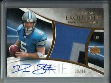 Drew Stanton 2007 Exquisite Autograph Game Jersey Patch Rookie #39/99