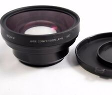 Sony Genuine OEM Wide Angle Conversion Lens x0.7 VCL-HG0758 Mint 58mm rim