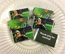 50 ZELDA LINK MINI CANDY BAR WRAPPERS PARTY FAVORS