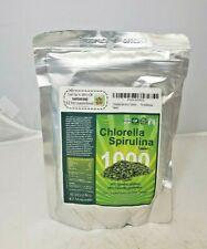 Sunlit Chlorella Spirulina Tablets (1000-Pack) 1