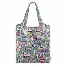 Cath Kidston London View Foldaway Shopper Bag - Dark Cream - BNWT