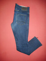 Hugo Boss Orange Regular Fit  W36 L32  Mens Blue Denim Jeans  X48