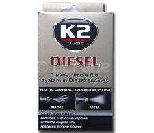 K2 Diesel Einspritzdüsenreiniger Injektorreiniger Kraftstoffadditiv Dieselzusatz