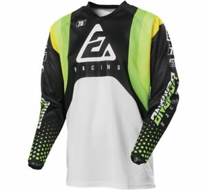 ANSWER RACING Syncron Swish MX Jersey Off-road ATV BMX MTB All Sizes Was $29.95