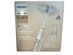 Philips Sonicare Perfect Clean Rechargeable Toothbrush HX7514/01 (2- pack!) NEW!