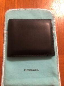 Tiffany & Co. Slim Bifold Wallet - New