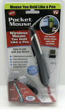 Pocket Mouse Pen USB Wireless Optical 2-in-1 Digital Pen Mouse As Seen On TV