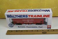 NIB Walthers HO Scale Delaware & Hudson Hopper #931-1420  A4/72Y