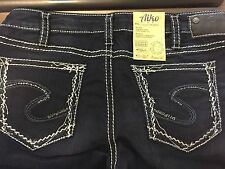 Silver Jeans Aiko 33 x 31 NWT'S