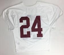 New Nike Men s L Florida State FSU Seminoles Football Practice Jersey White 4c041b8b1