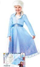 Costume Bambina Carnevale Elsa FrozenII Disney Rubie's - varie taglie