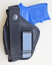 Gun Holster Hip Belt with for S&W Bodyguard 380 with or without Laser