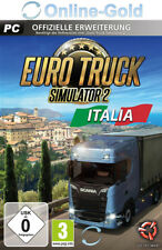 Euro Truck Simulator 2 Italia - PC Steam Code - ETS II Add-on DLC Key [Indie] EU