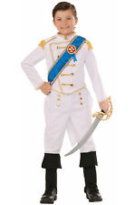 Brand New Happily Ever After Prince Charming Child Costume (Small)