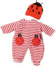 Götz 3403036 Babykombi Ladybug 30cm