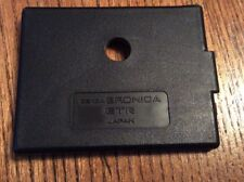 Zenza Bronica Bottom Body Cover / Cap for ETR, Excellent Condition