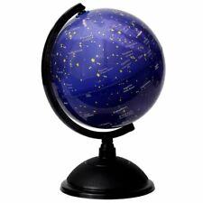 Juvale Mini Star Constellations Astronomy Globe, Dark Purple and Black, 8 Inches