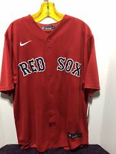 Nike Mlb Boston Red Sox Mookie Betts #50 Red Jersey Men's Sz M. Nwt Baseball