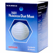 Gerson 1501 Disposable Nuisance Dust Mask (50 /Bx) 6 Boxes - MS92510
