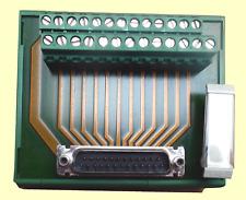 1 pc. 2281144  FLKM-D 25 SUB/S Phoenix  Übergabemodul 25polig SUB-D Stecker