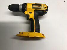 Dewalt 18 volt cordless hammer drill model dc725