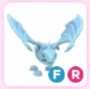 Roblox Adopt Me - Frost Dragon FR (Fly Ride). LOW PRICE