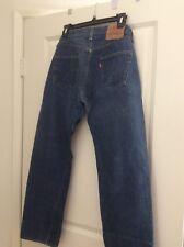 Vintage Redline Levi's 501 Late 70s Waist 30, Inseam 29 Normal Wear