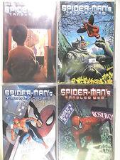 US MARVEL SPIDER-MAN Tangled Web Vol.1 + Vol.2 + Vol.3 + Vol.4  ( Paperbacks, )