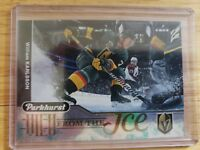 WILLIAM KARLSSON 2018-19 18-19 PARKHURST VIEW FROM THE ICE #VI-7 GOLDEN KNIGHTS
