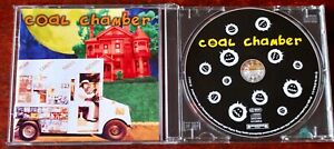 COAL CHAMBER COAL CHAMBER CD ALBUM ROADRUNNER (1997) EUROPE METAL MINT CD